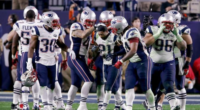 New England Patriots: Changing Places, Welcoming New Faces