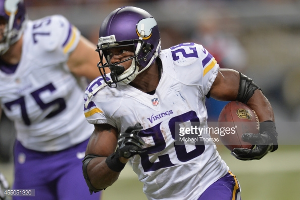 Minnesota Vikings: Adrian Peterson Restructures Final Years of Contract