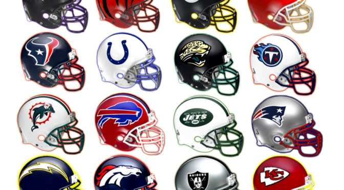 Premature Evaluation: A way Too Early Look at the NFL Power Rankings, Part 1 AFC
