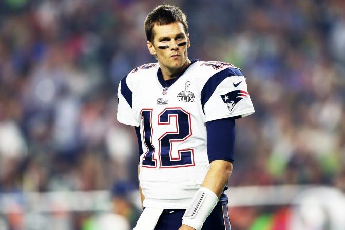 NFL: The Deflation of Tom Brady