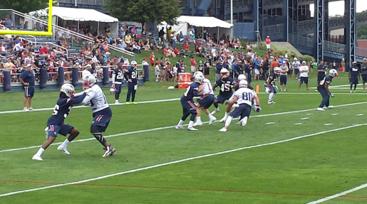 Patriots Training Camp Battles: Matt Flynn Vs. Jimmy Garoppolo For Back Up Quarterback
