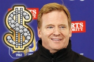 NFL: Goodell Makes Money For Owners