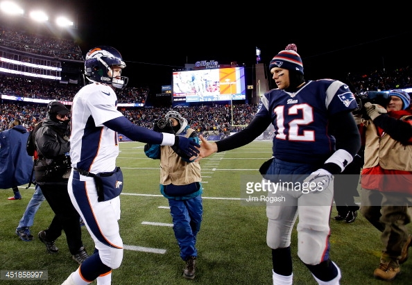 AFC Championship Preview: Brady Vs. Manning XVII