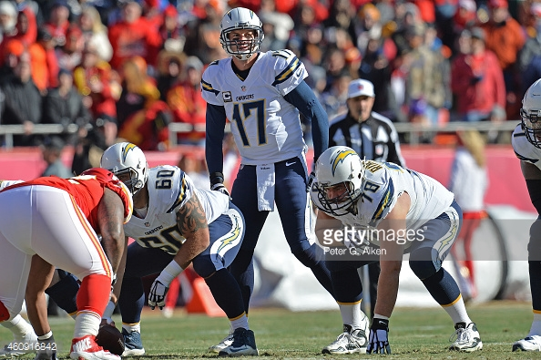 San Diego Chargers Phillip Rivers Staying Put For Awhile