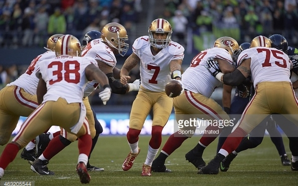 The Downward Spiral That is the San Francisco 49ers