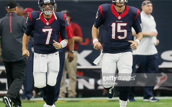 Houston Texans: Houston We Have a Starter