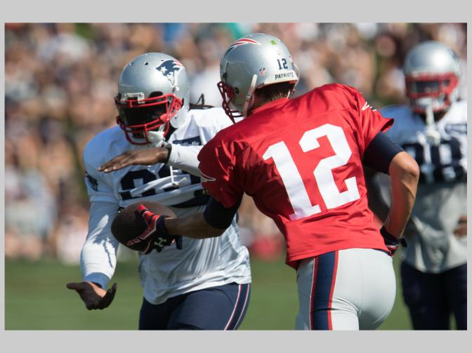 Evaluations From Day Five Of Patriots Training Camp