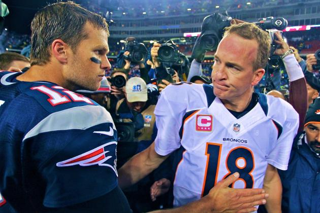 NFL: Game On: The Brady vs. Manning Rivalry Continues