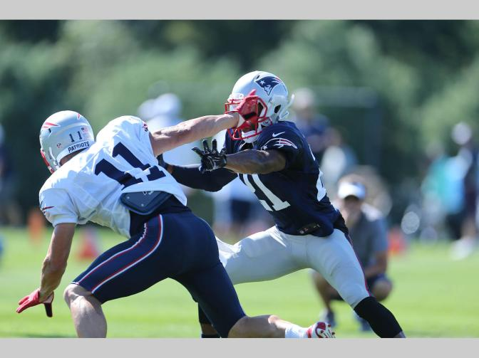 New England Patriots: Evaluations From Day Four Of Patriots Training Camp