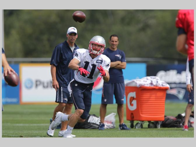 New England Patriots: Evaluations From Day Ten Of Patriots Training Camp