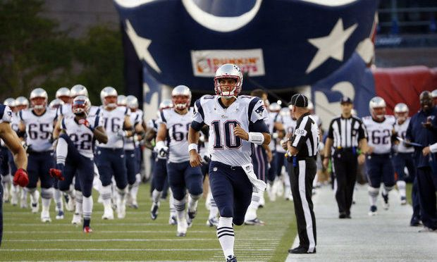 New England Patriots: Finally A Game That Means Something