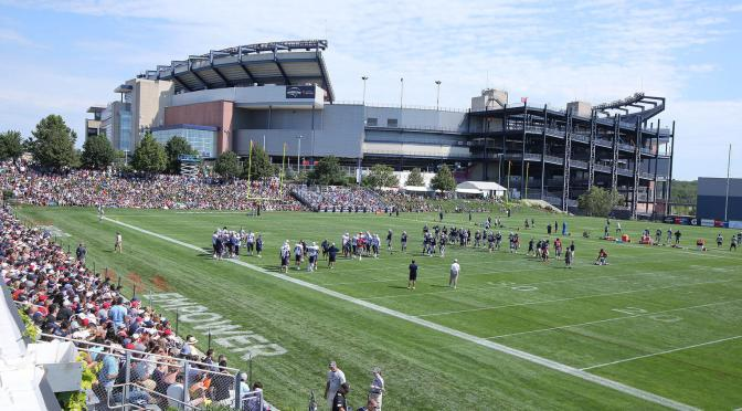 New England Patriots: Patriots Training Camp Day Three Evaluations