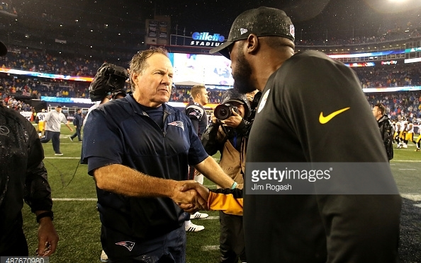 Steelers Accuse Patriots With: Failure to Communi-gate