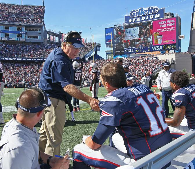 New England Patriots: A Juggernaut? Still Too Early To Tell