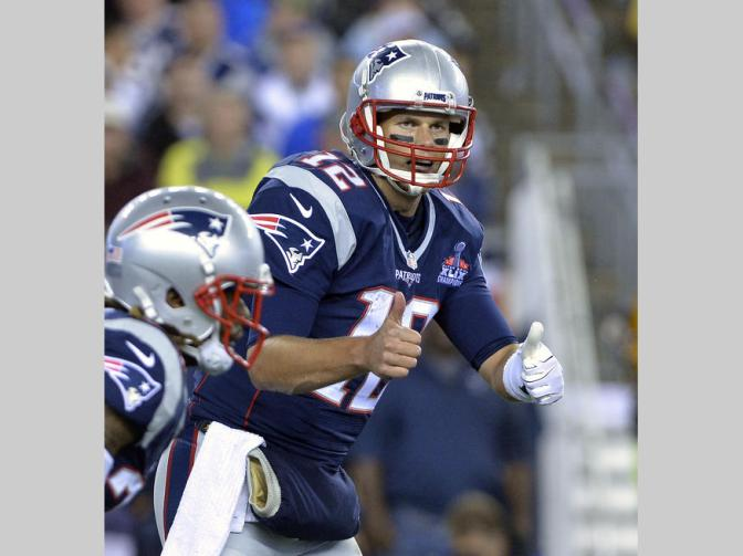 New England Patriots: Get Used To It
