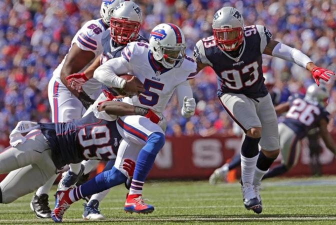 Patriots Defensive Recap vs Buffalo: A Long Day For Tyrod Taylor