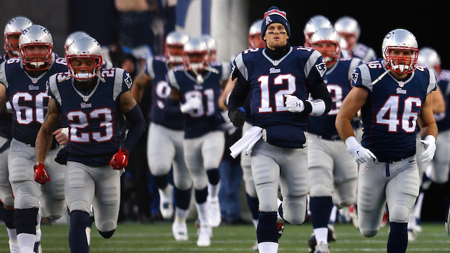 Final New England Patriots 53 Man Roster Projection