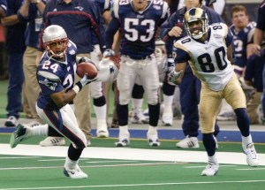 Ty Law was too
