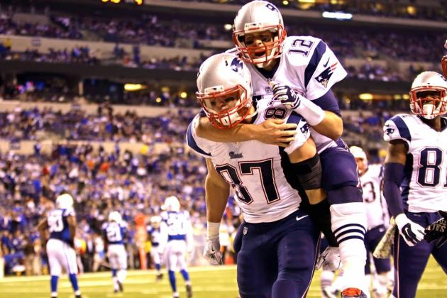 Patriots vs. Colts: The matchup we've all been waiting for