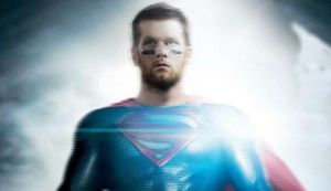 Tom Brady is Superman