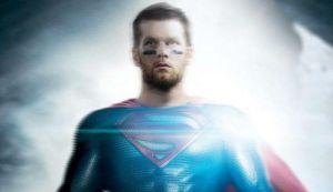 Tom Brady is Superman