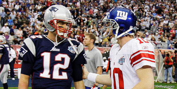 Patriots vs. Giants Preview