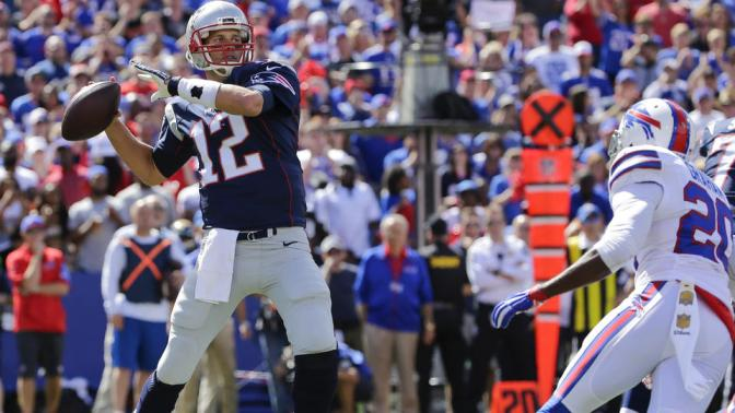 Patriots vs Bills Preview