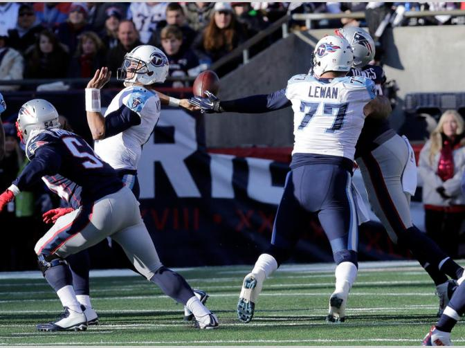 New England Patriots: Play The Subs…PLEASE!