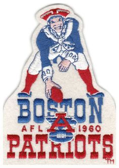 Boston Patriots 1960