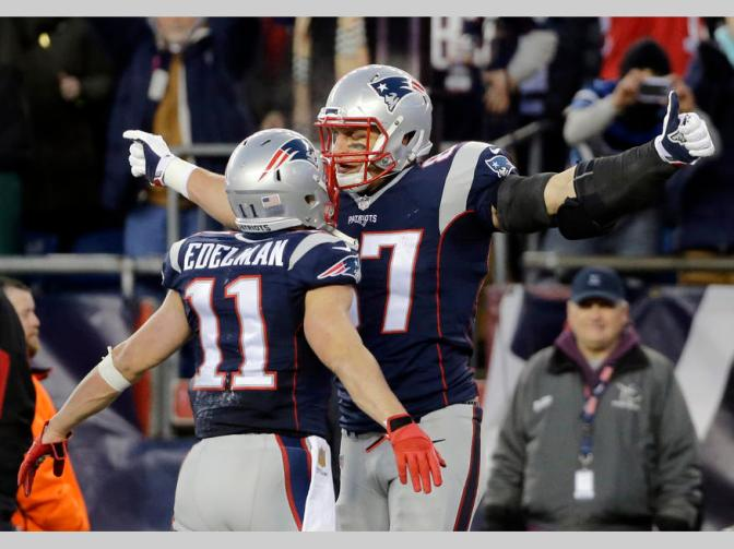 New England Patriots: Manning-Brady, It Was Meant To Be