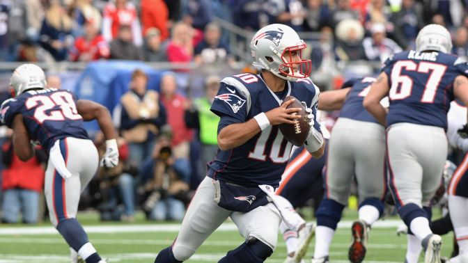 Jimmy Garoppolo Just Needs To Be What He Was Against Chicago