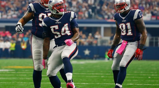 The Patriots Defense Will Fix Offensive Injuries/Problems in 2016