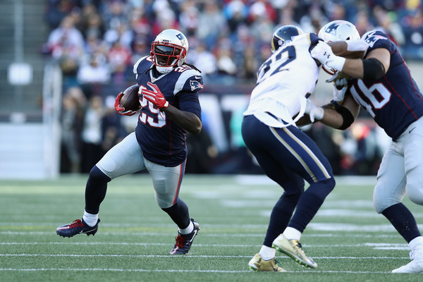 New England Patriots: My Apologies to LeGarrette Blount