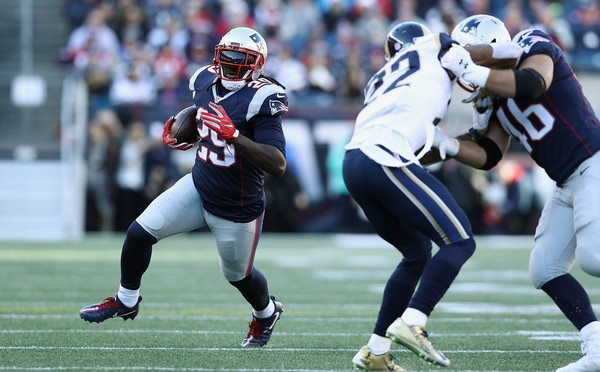 New England Patriots: My Apologies to LeGarrette Blount