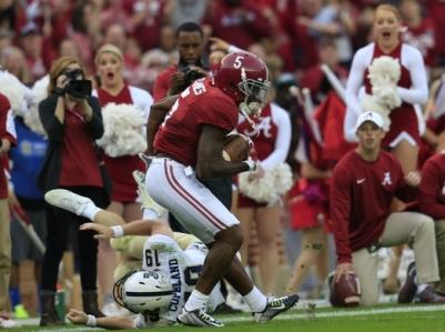 NCAA Football: Charleston Southern at Alabama