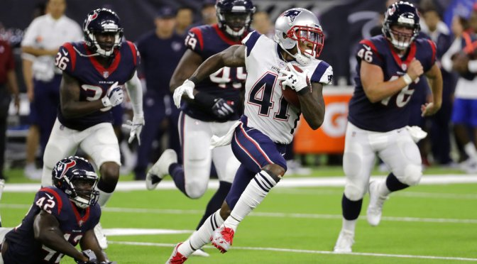 Patriots 53-Man Roster Projection 2.0