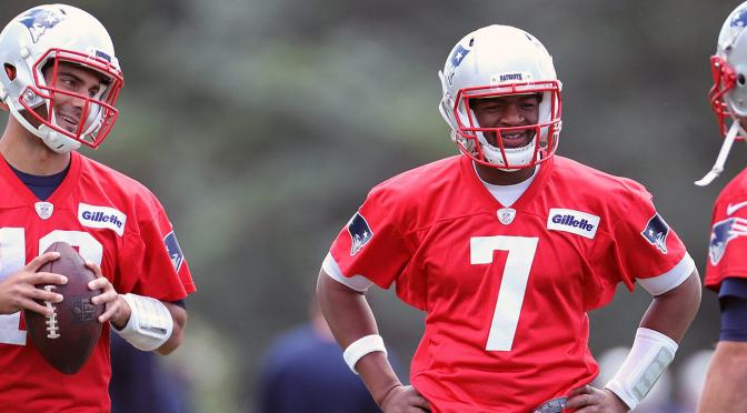 Early Patriots 53-Man Roster Projection 1.0