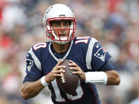 Patriots Trade Jimmy Garoppolo to 49ers; Thoughts and Why It's a Good Trade