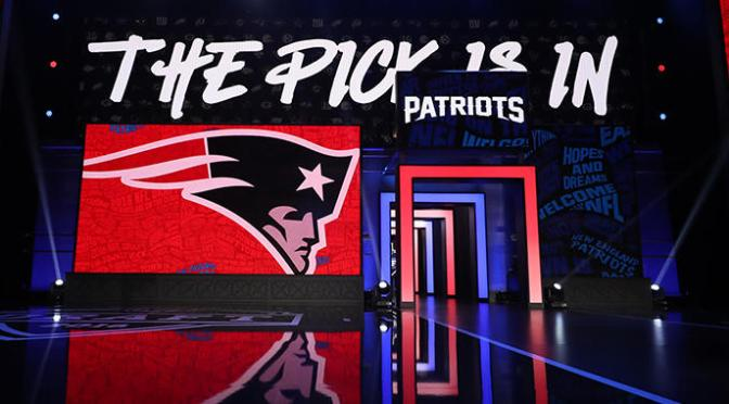 PATRIOTS 7 ROUND MOCK DRAFT 2 .0