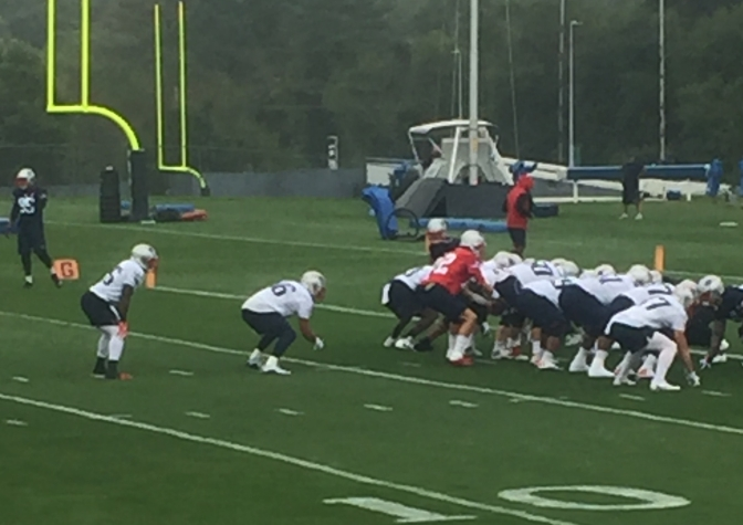 Patriots Training Camp 2018: Day One Thoughts and Observations