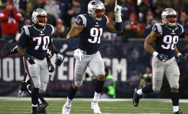 Patriots Training Camp Preview: A Defensive Line With Tons of Potential