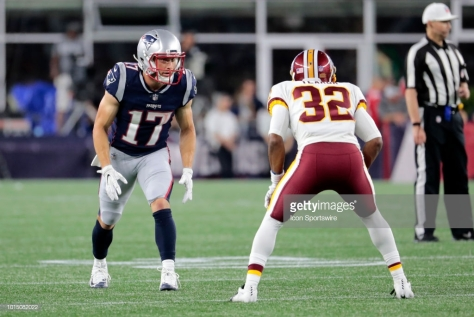 NFL: AUG 09 Preseason - Redskins at Patriots