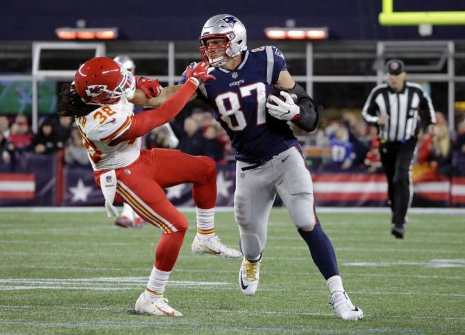 Patriots Win in Thriller vs. Chiefs