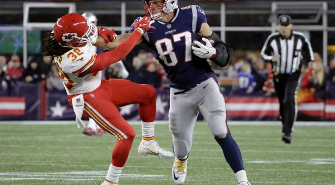 Patriots Win in Thriller vs. Chiefs
